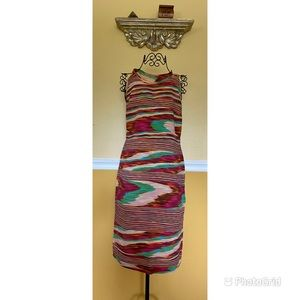 Missoni silk casual midi dress